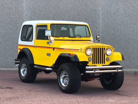1979 Jeep Wrangler for sale in Sioux Falls, SD