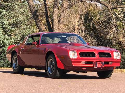1976 Pontiac Trans Am for sale in Sioux Falls, SD