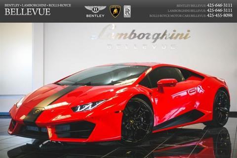 2016 Lamborghini Huracan for sale in Bellevue, WA