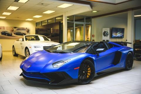 Perfect 2017 Lamborghini Aventador For Sale In Bellevue, WA