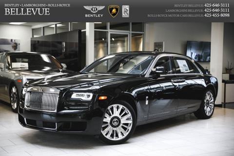 2018 Rolls-Royce Ghost for sale in Bellevue, WA
