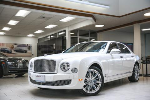2013 Bentley Mulsanne For Sale in Florida - Carsforsale.com