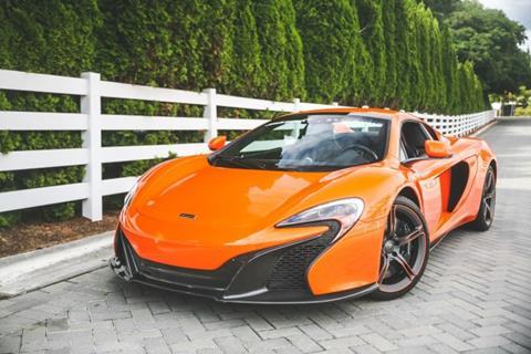 2015 McLaren 650S Spider for sale in Bellevue, WA