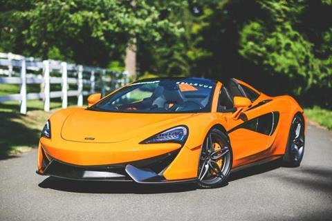 2018 McLaren 570S Spider for sale in Bellevue, WA