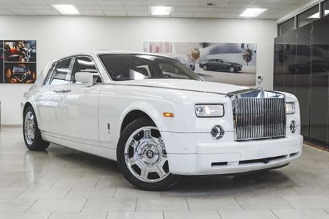 2008 Rolls-Royce Phantom for sale in Bellevue, WA