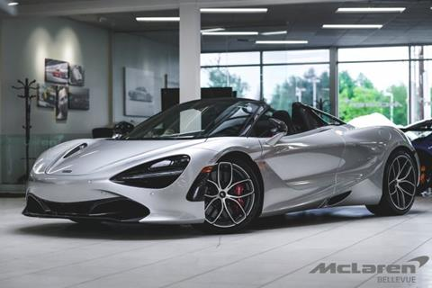 2020 McLaren 720S Spider for sale in Bellevue, WA
