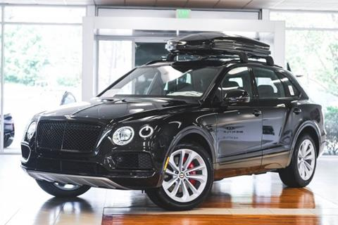 2019 Bentley Bentayga for sale in Bellevue, WA