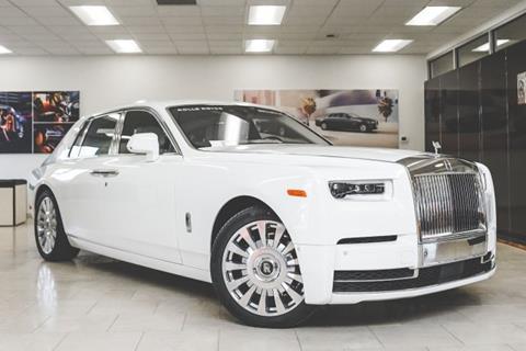 2018 Rolls-Royce Phantom for sale in Bellevue, WA