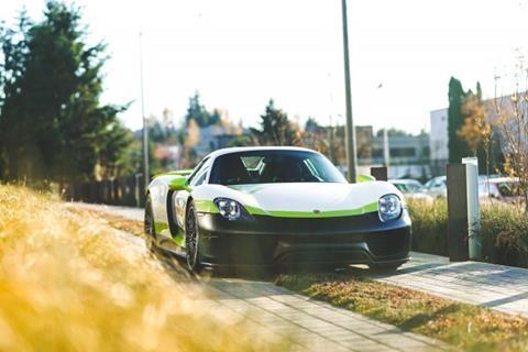 2015 Porsche 918 Spyder for sale in Bellevue, WA