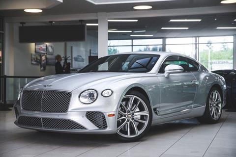 2020 Bentley Continental for sale in Bellevue, WA