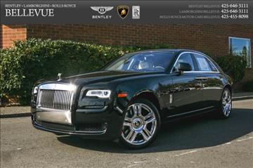 2016 Rolls-Royce Ghost Series II