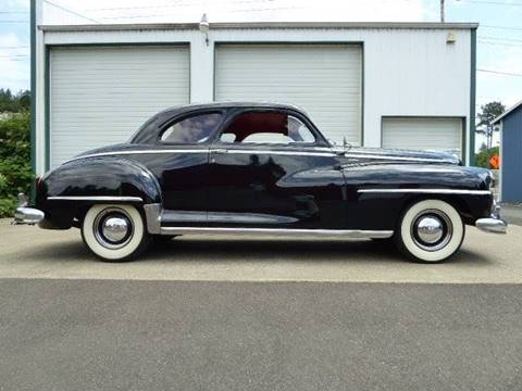 1948 Desoto De Luxe for sale in Turner, OR