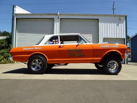 1963 Chevrolet Nova for sale in Turner, OR