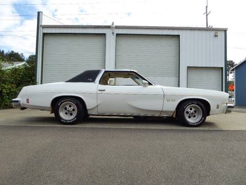 1975 Oldsmobile Cutlass Supreme for sale in Turner, OR