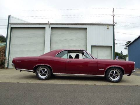 1966 Pontiac GTO for sale in Turner, OR