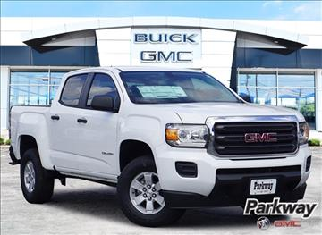 2017 GMC Canyon for sale in Sherman, TX