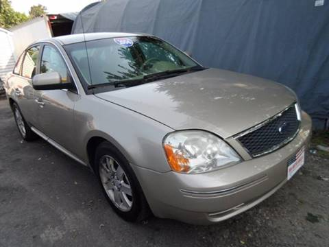 2006 Ford Five Hundred for sale in Somerset, MA