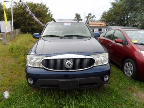 2004 Buick Rainier for sale in Somerset, MA