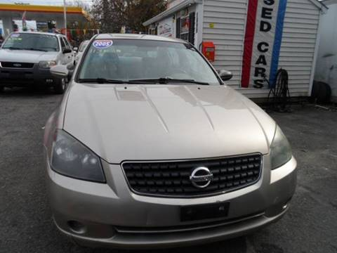 2005 Nissan Altima for sale in Somerset, MA