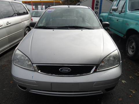2006 Ford Focus for sale in Somerset, MA