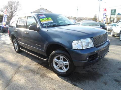 2005 Ford Explorer for sale in Somerset, MA