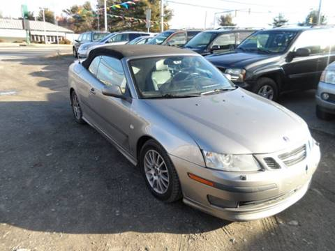 2007 Saab 9-3 for sale in Somerset, MA
