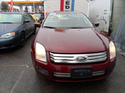 2006 Ford Fusion for sale in Somerset, MA