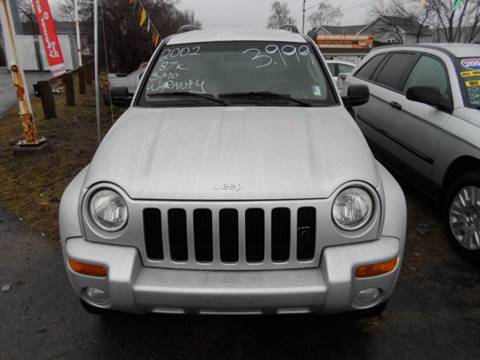 2002 Jeep Liberty for sale in Somerset, MA