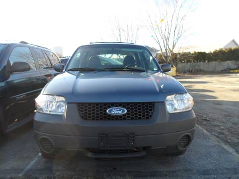 2005 Ford Escape for sale in Somerset, MA