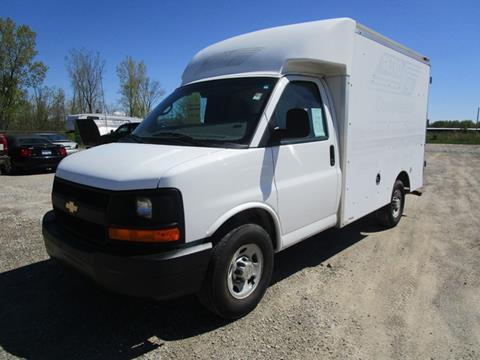 2013 Chevrolet Express Cutaway for sale in Fenton, MI