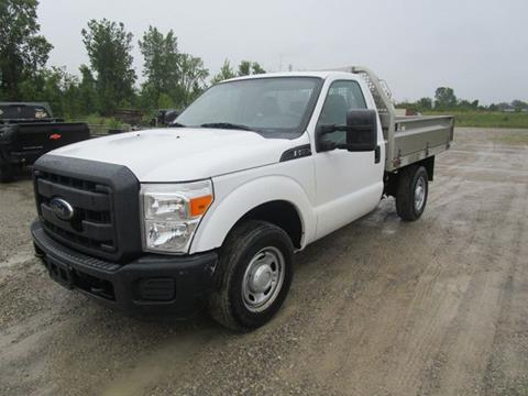 2012 Ford F-250 Super Duty for sale in Fenton MI