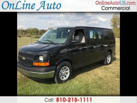 2011 Chevrolet Express Cargo for sale in Fenton, MI