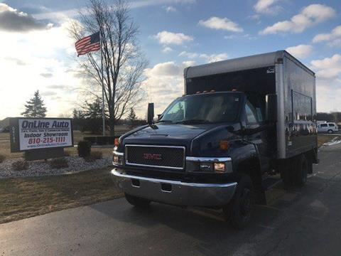 2004 GMC C5500 for sale in Fenton, MI