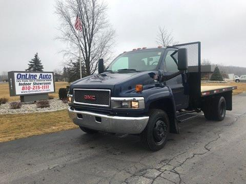 2006 GMC C5500 for sale in Fenton, MI