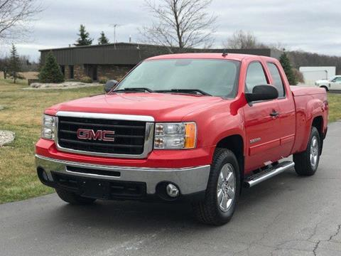 2010 GMC Sierra 1500 for sale in Swartz Creek, MI