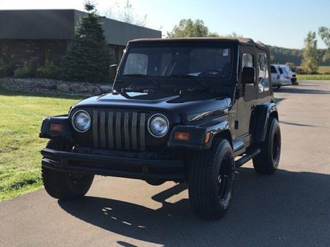 1998 Jeep Wrangler for sale in Swartz Creek, MI