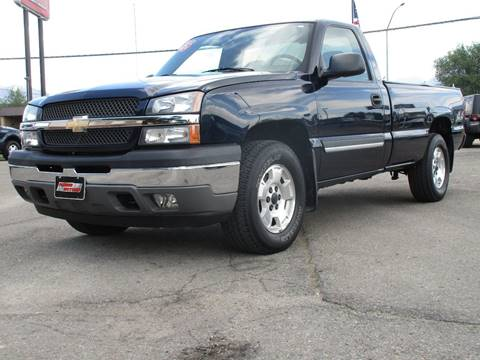 2005 Chevrolet Silverado 1500 for sale in Midvale, UT