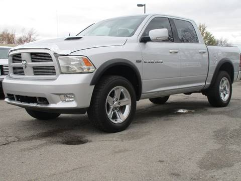 2012 RAM Ram Pickup 1500 for sale in Midvale, UT