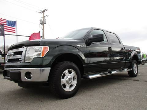 2013 Ford F-150 for sale in Midvale, UT