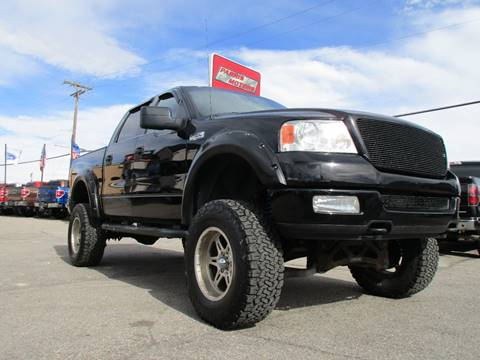 2005 Ford F-150 for sale in Midvale, UT