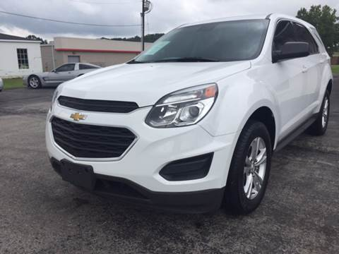 2016 Chevrolet Equinox for sale in Monticello, KY