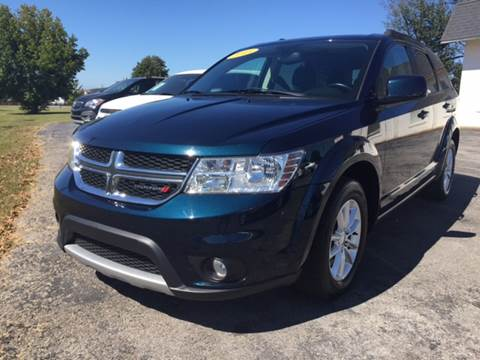 2015 Dodge Journey for sale in Monticello, KY