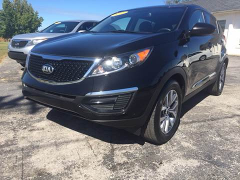 2015 Kia Sportage for sale in Monticello, KY