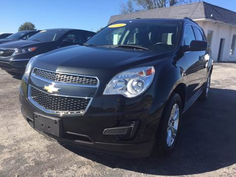 2014 Chevrolet Equinox for sale in Monticello, KY