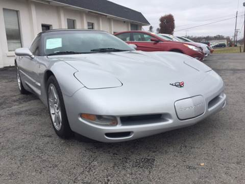 1997 Chevrolet Corvette for sale in Monticello, KY