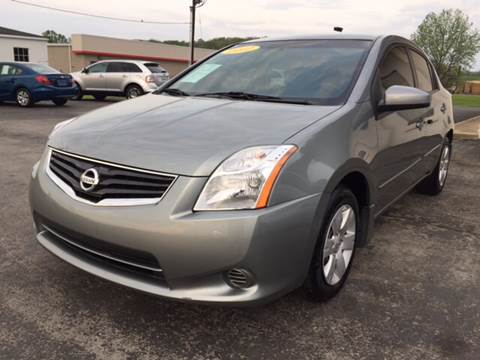 2012 Nissan Sentra for sale in Monticello, KY