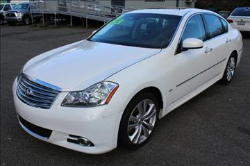 2010 Infiniti M35 for sale in Lynnwood, WA