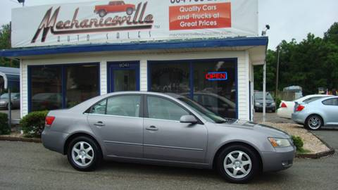 2006 Hyundai Sonata for sale in Mechanicsville, VA