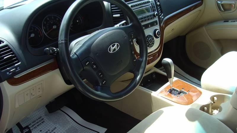 2008 Hyundai Santa Fe SE 4dr SUV - Mechanicsville VA