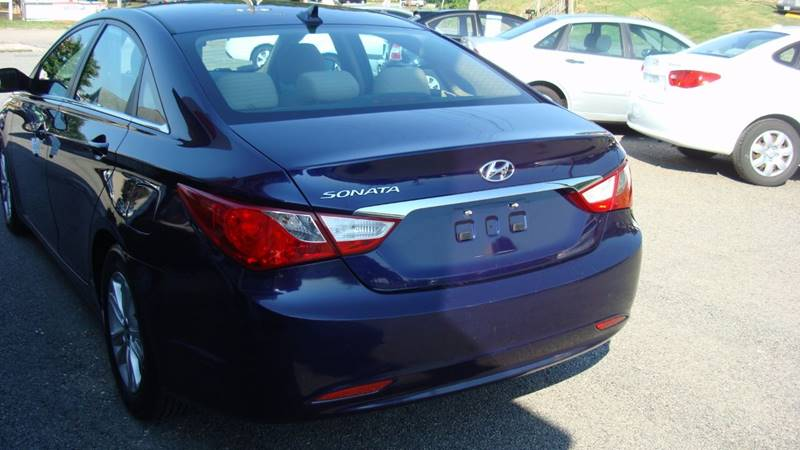 2011 Hyundai Sonata GLS 4dr Sedan - Mechanicsville VA